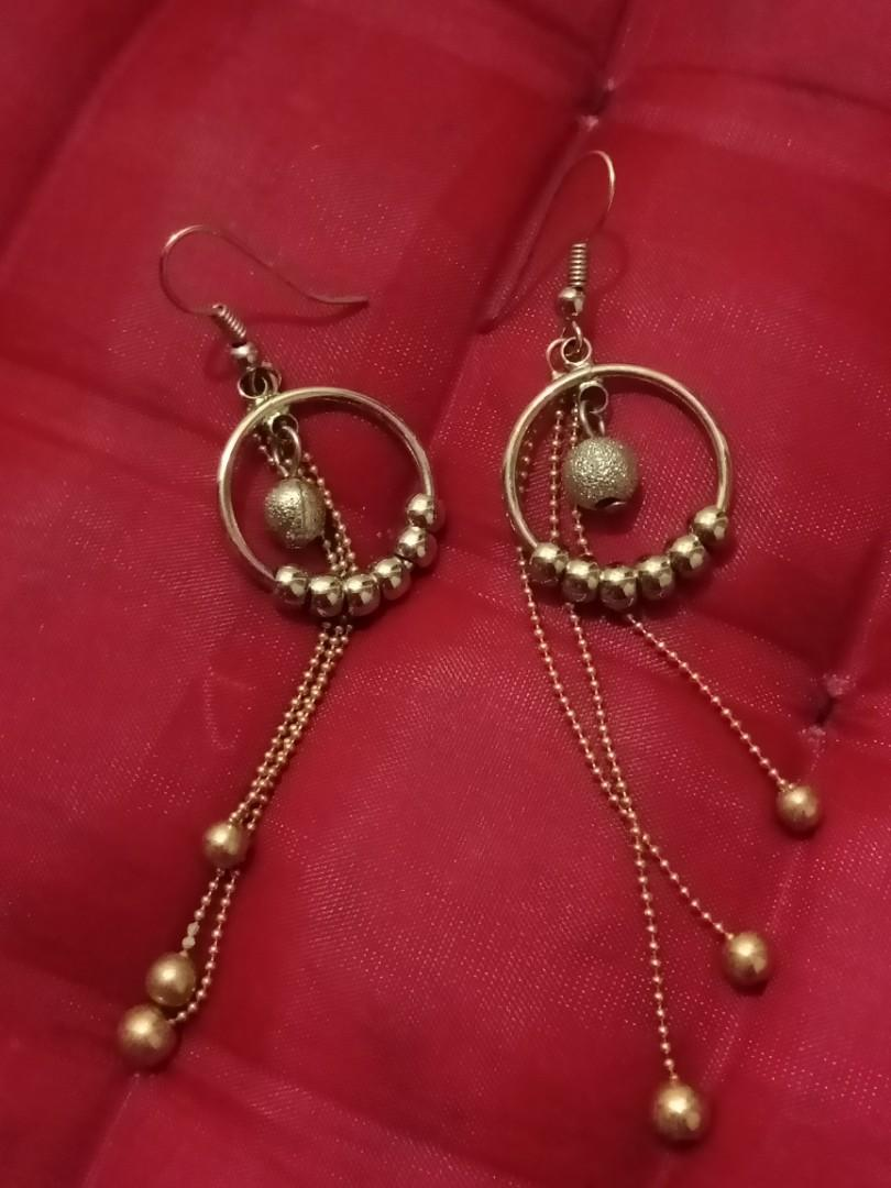 Anting gold silver