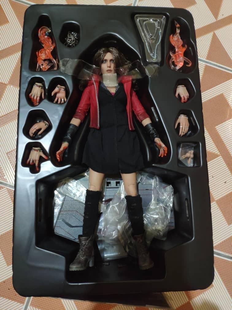 AOU Scarlett Witch bib