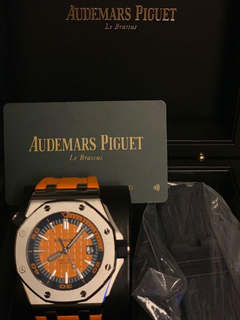Audemars Piguet Royal Oak Offshore Diver 42mm (Boutique Edition)