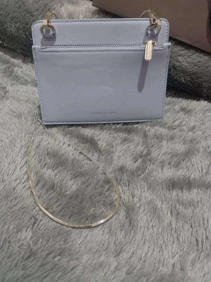 Bag Charles & Keith baby blue