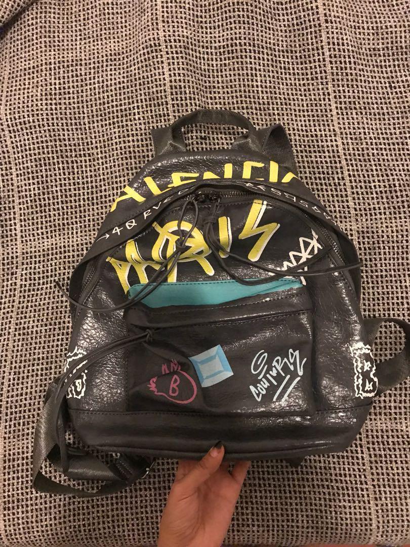 Balenciaga Ransel Bag