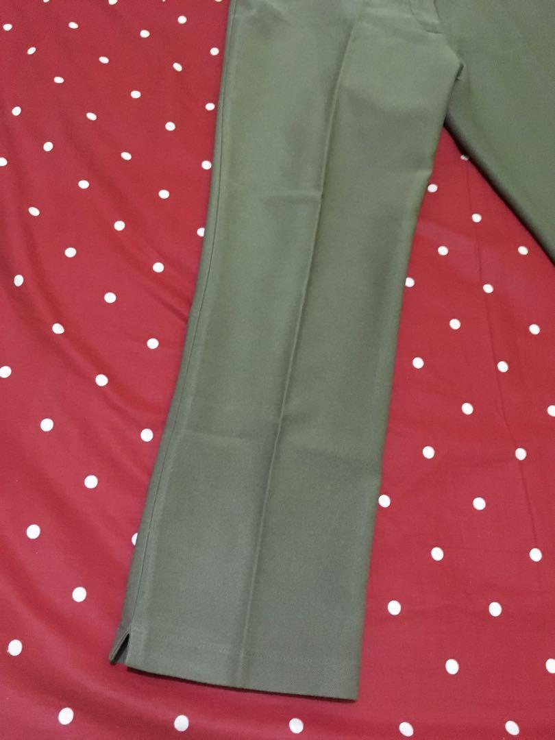 #BAPAU Celana Bahan