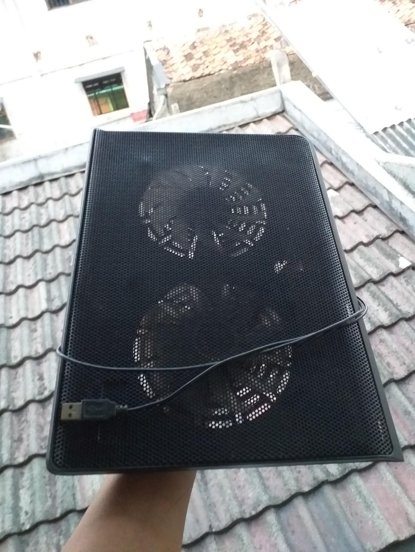 #BAPAU Kipas Laptop