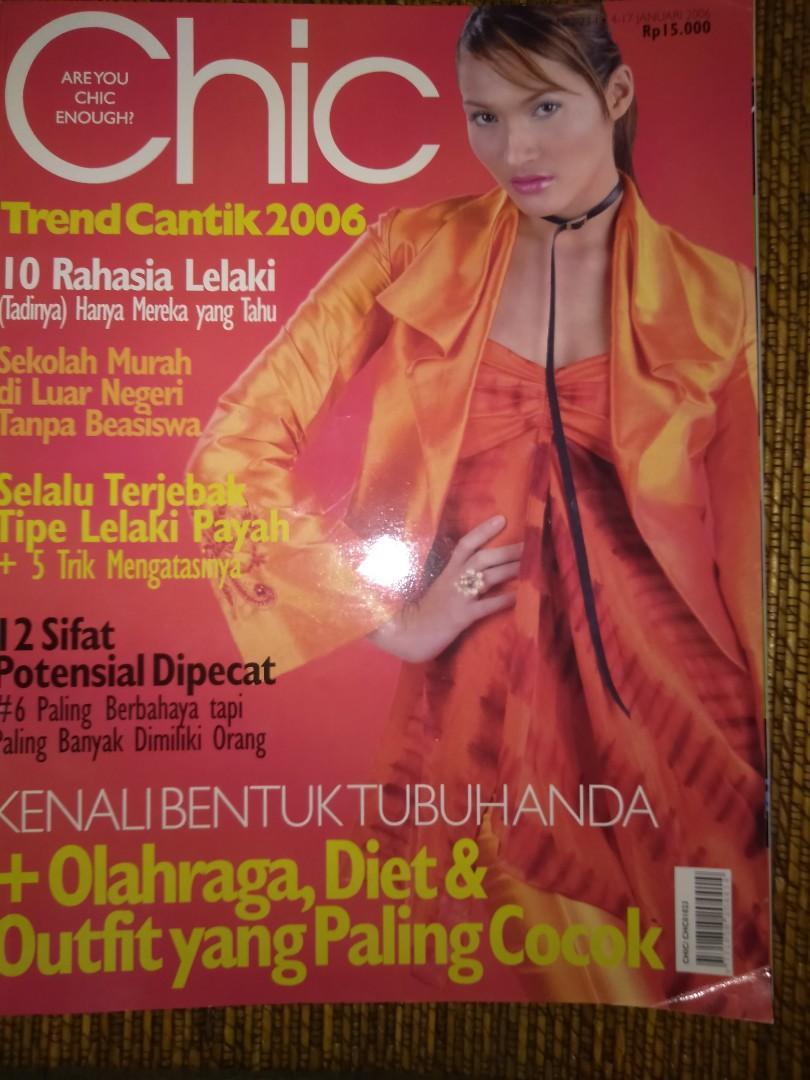 #BAPAU Majalah Chic No.23-I 4-17 Januari 2006