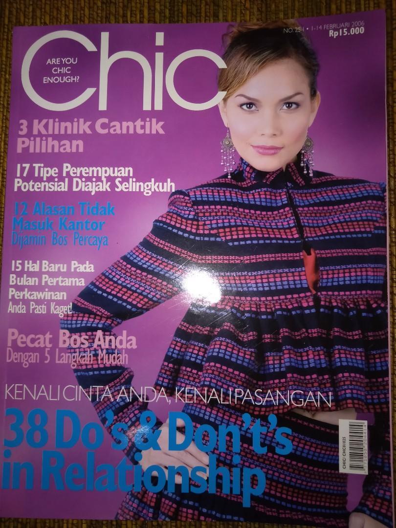 #BAPAU Majalah Chic No.25-I 1-14 Feb 2006
