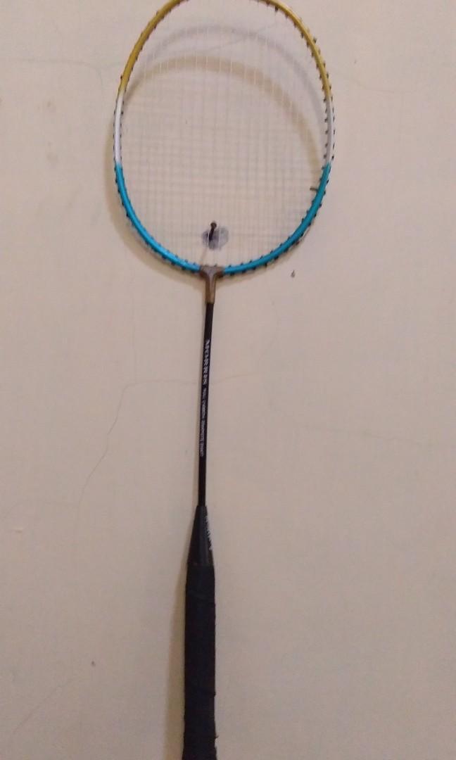 #bapau Raket Badminton
