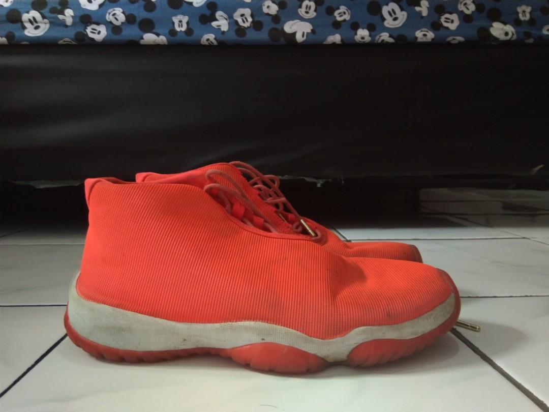 #BAPAU sepatu basket air jordan future