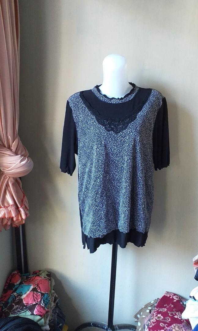 #bapau top blouse