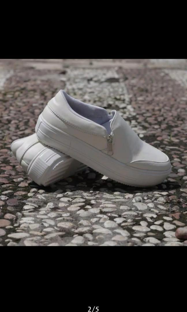 #BAPAU white shoes