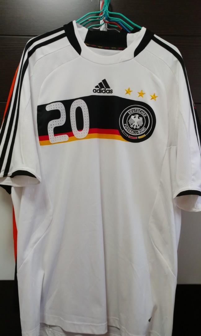 [BB來了清屋蝕讓] 德國球衣系列