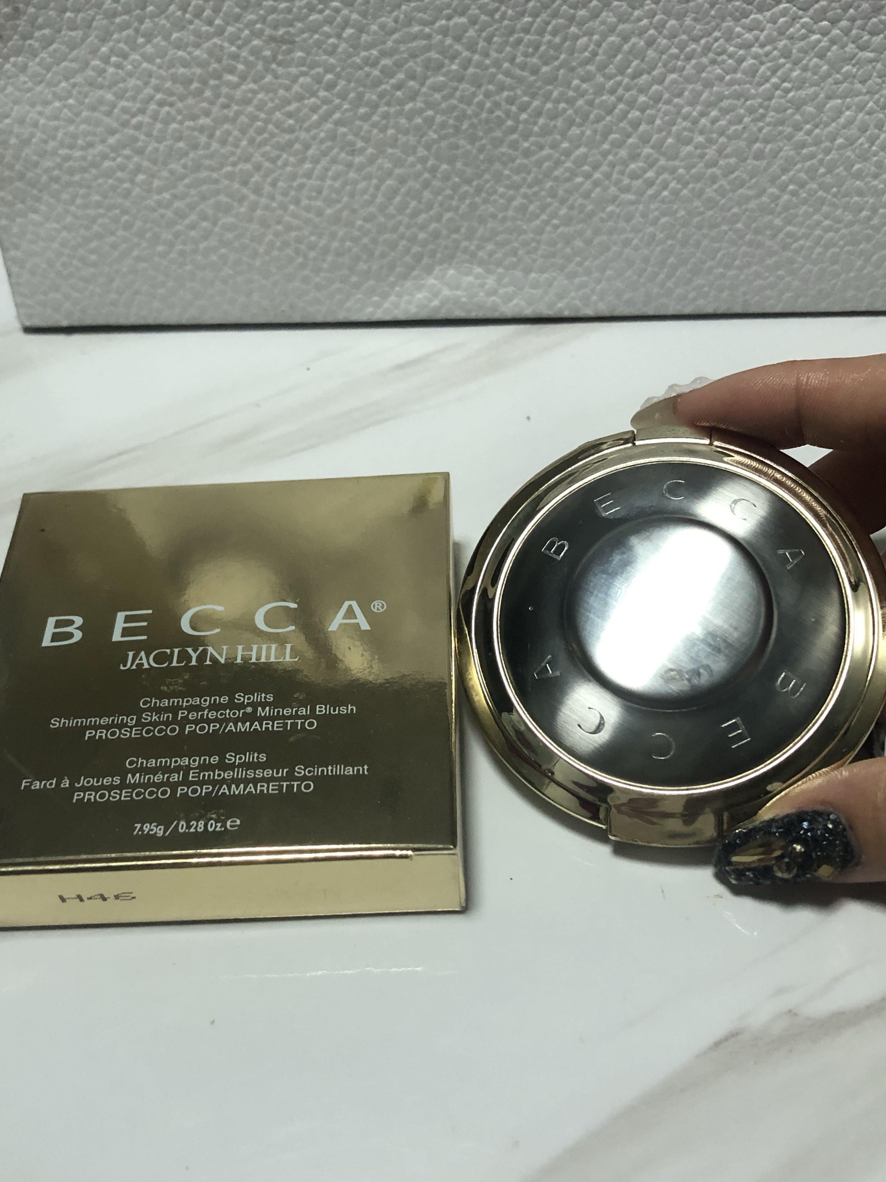 Becca雙色胭脂高光修容