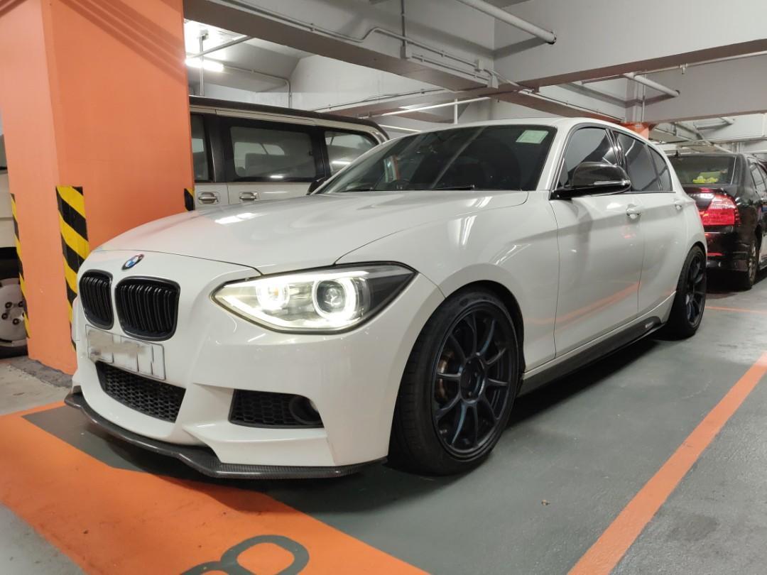 BMW 118I (F20) 2012 M Sport