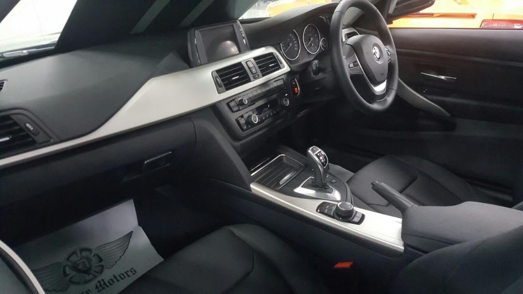 BMW 420i COUPE 2014