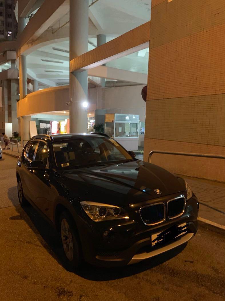 BMW X1 sDRIVE20i 2013