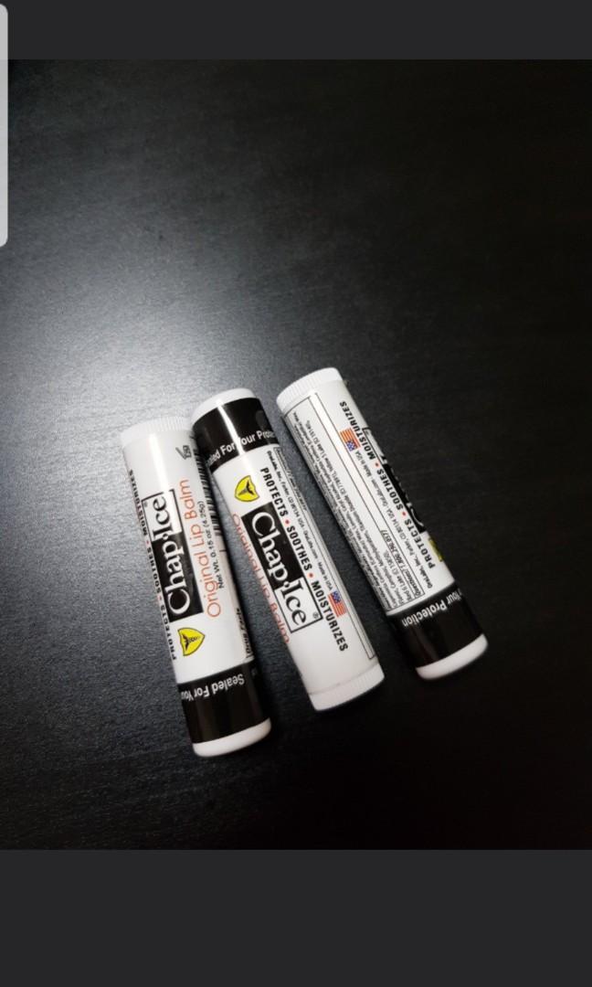 BN lip balm chapstick brand