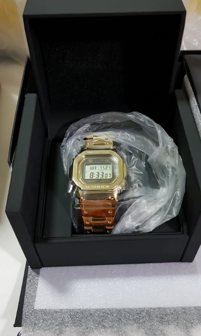[BNIB] G-SHOCK GM5000 35TH ANNIVERSARY