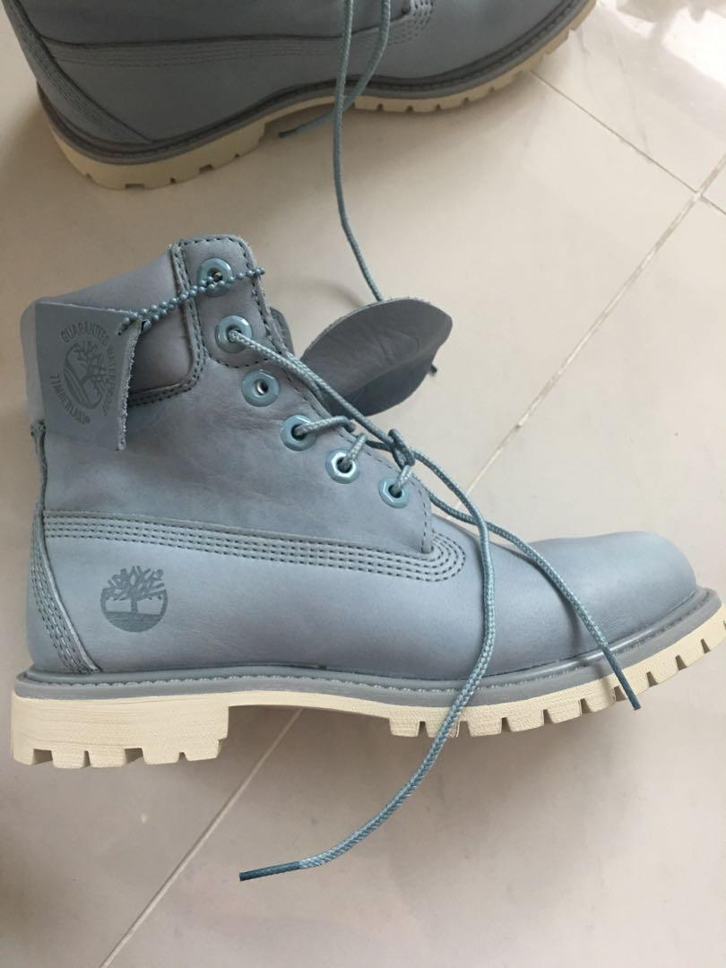 Brand New Timberland Leather Boots