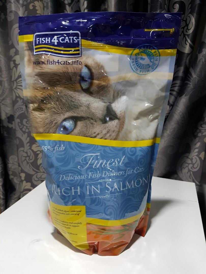 Cat Food ( Fish4cats dry food)