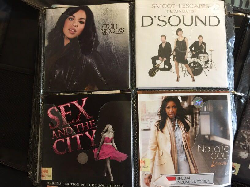 CD Music R&B n Soul