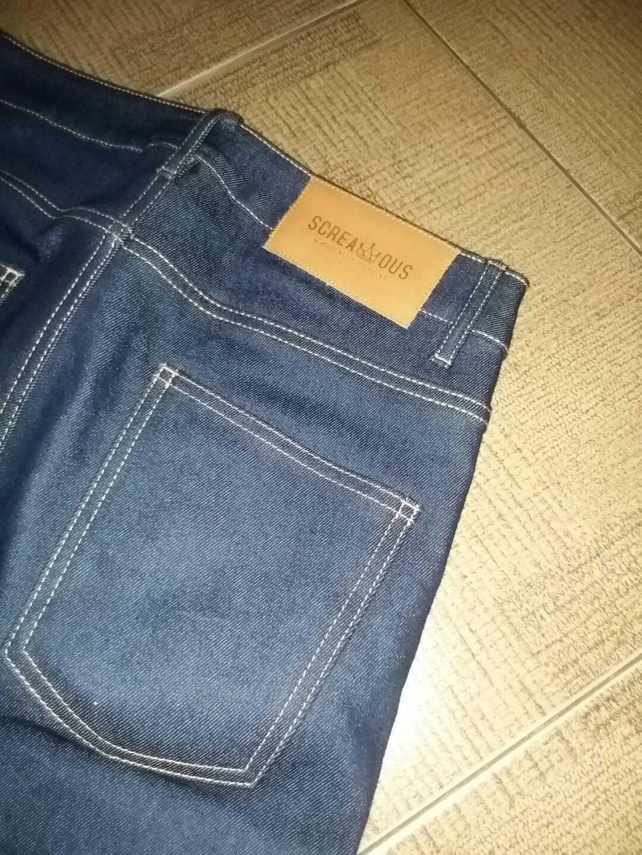 Celana jeans screamous BARU sz28 edisi salah beli