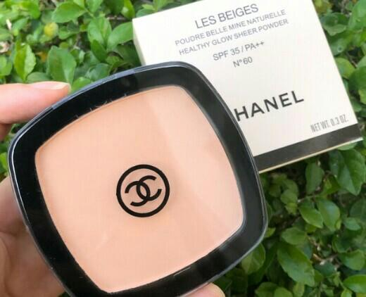 Chanel Compact Powder