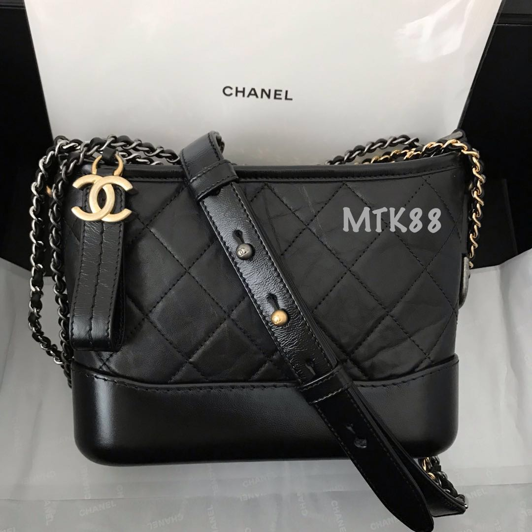 5efee8804533dd CHANEL Gabrielle bag small 19S, Luxury, Bags & Wallets, Handbags on ...
