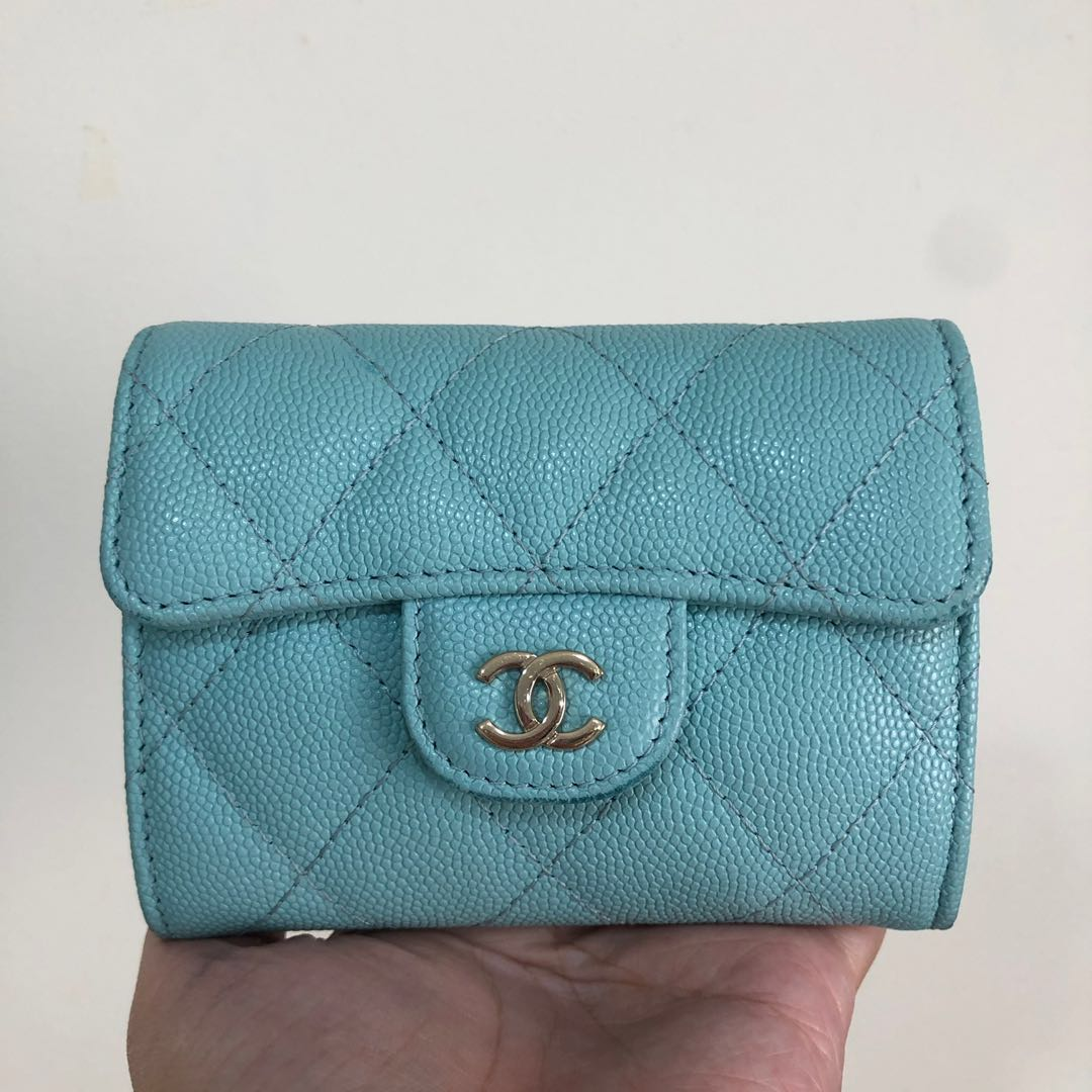 f908bbfd4d14 Chanel XL Card Holder wallet, Luxury, Bags & Wallets, Wallets on Carousell