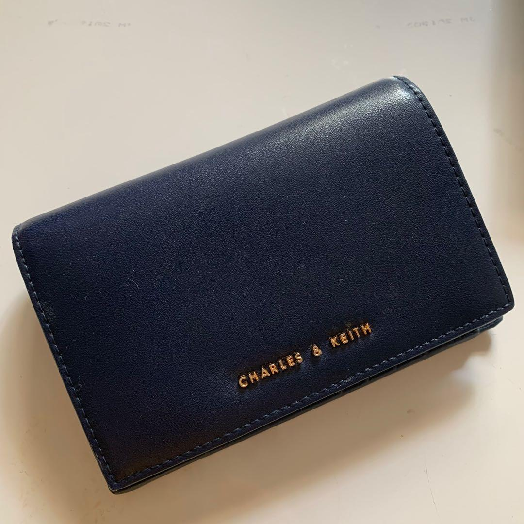 Charles &keith 小ck wallet