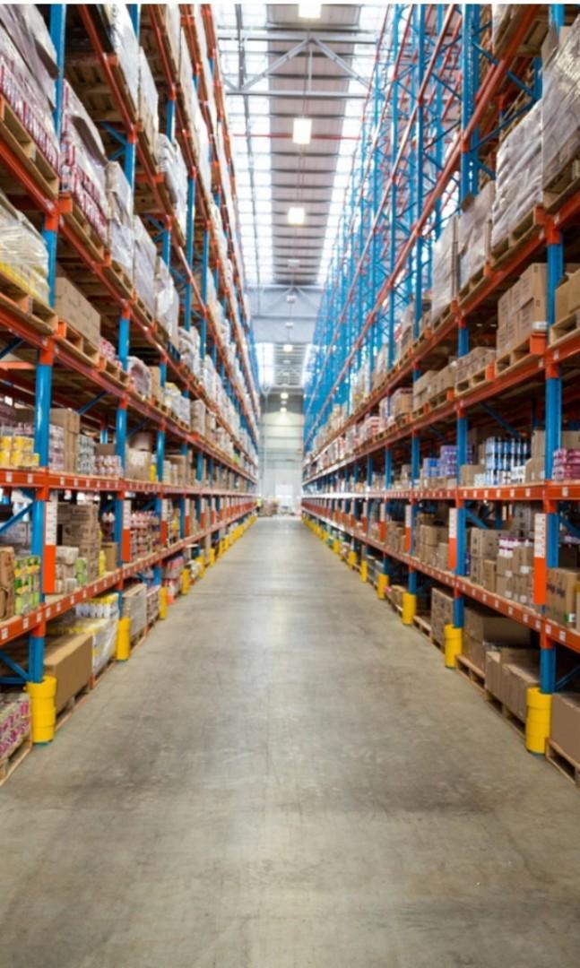 Cheap Storage Warehouse! No min volume!