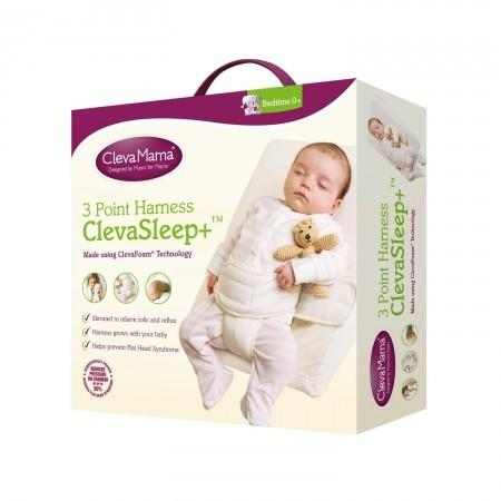 ClevaMama ClevaSleep+ 3 point Harness Pillow