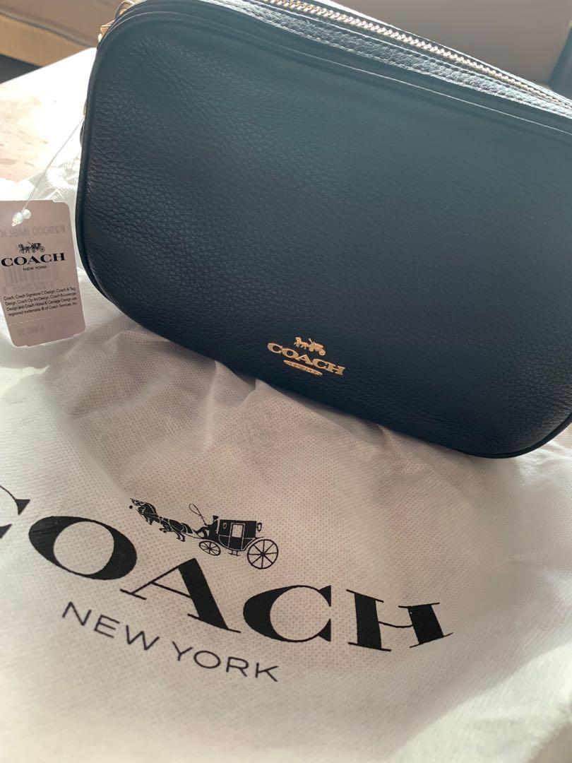 Coach sling hand bag