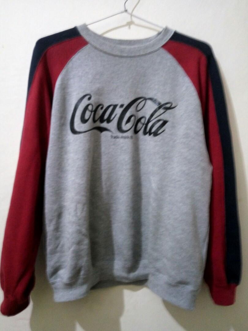 Crewneck coca cola