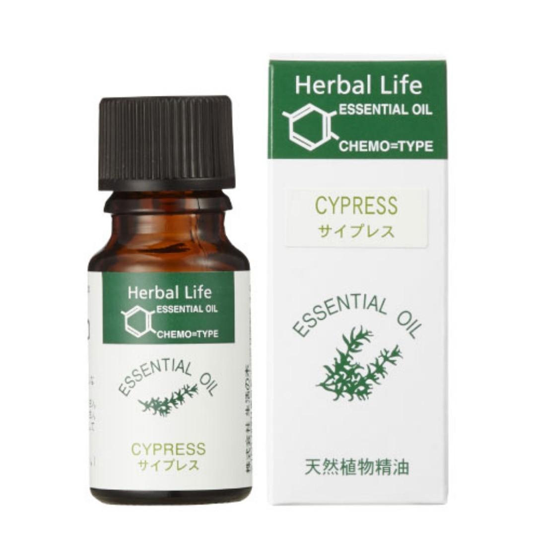 日本香薰品牌 生活の木 Cypress絲柏香薰精油10ml