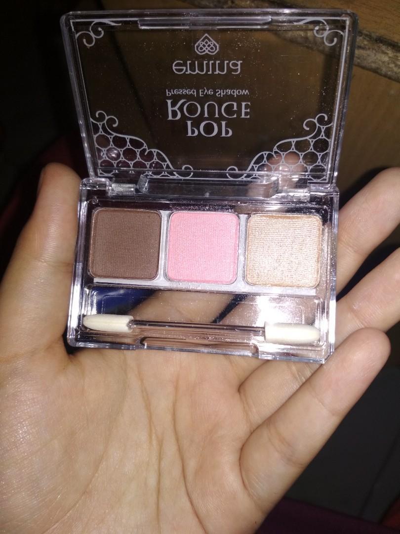 Emina Pop Rouge Eyeshadow Shade Gelato