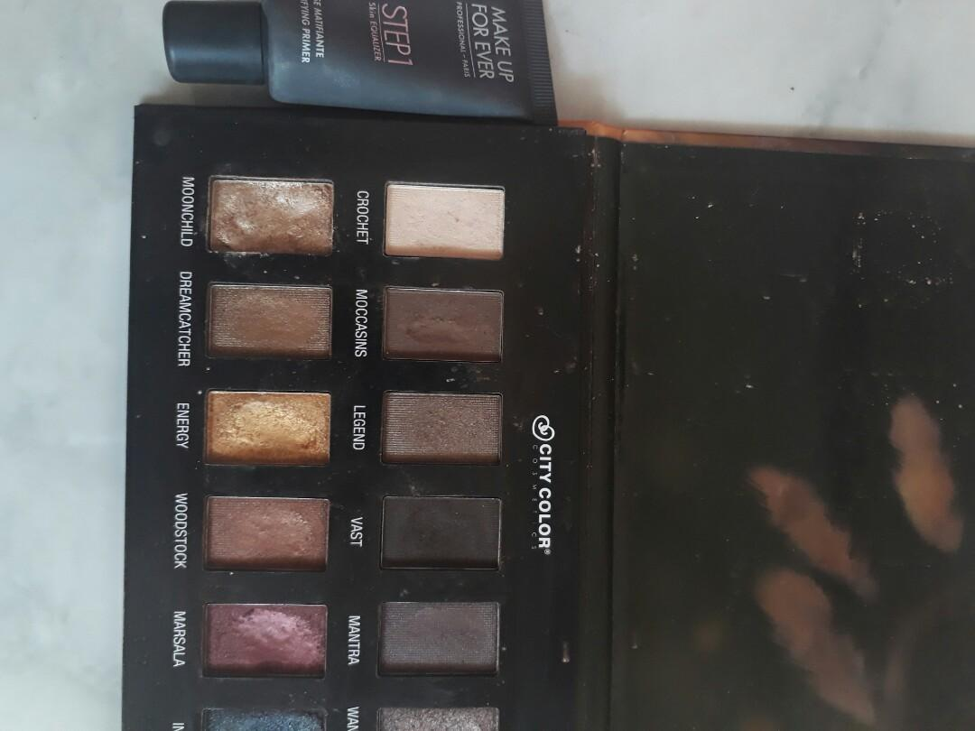 Eyeshadow + Primer