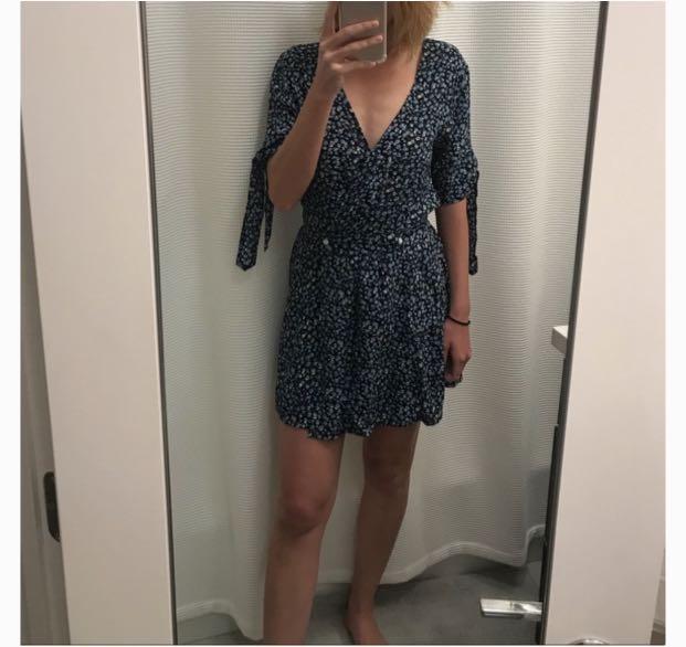 Faithfull the Brand Oslo Dress Size 6