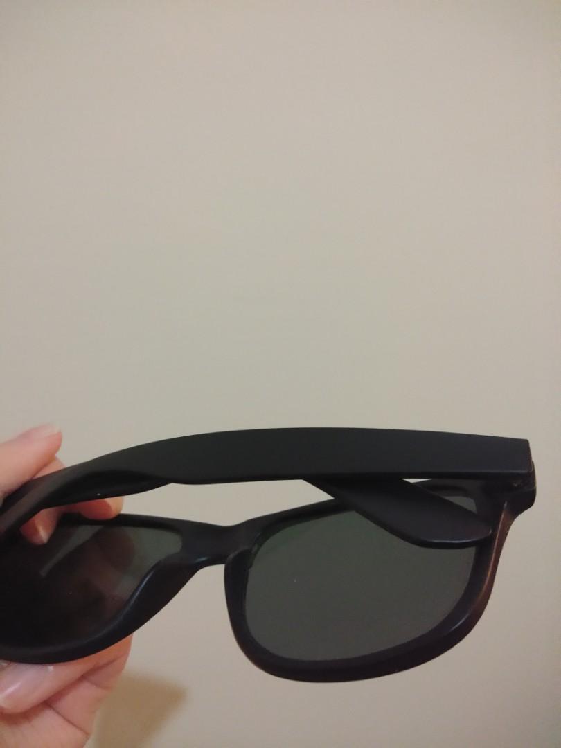 Fashion Sunglasses -black