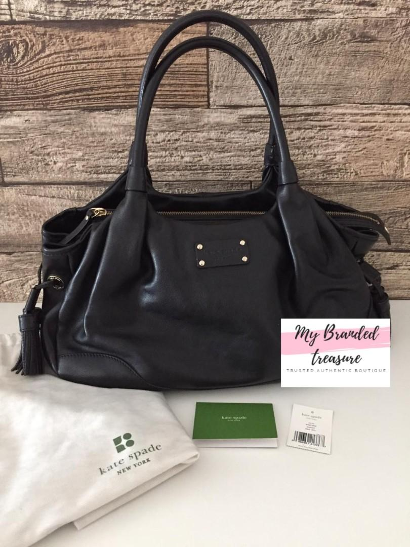 FAST SALE!! KATE SPADE STEVIE LEATHER FULL