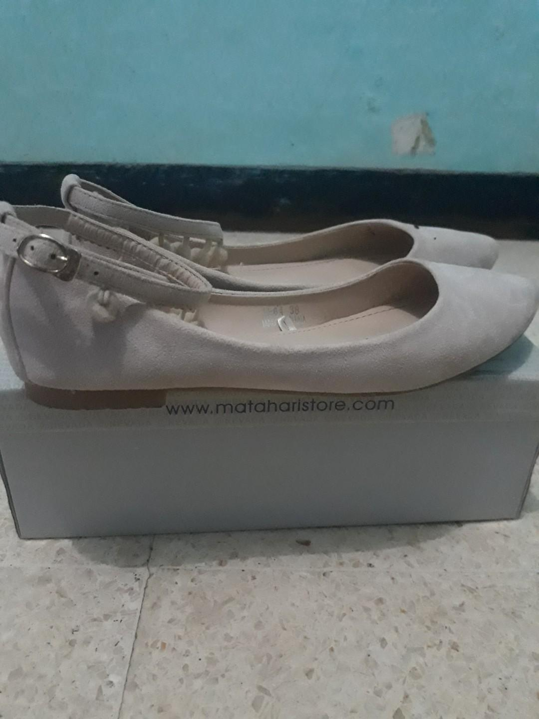 Flat Shoes pink
