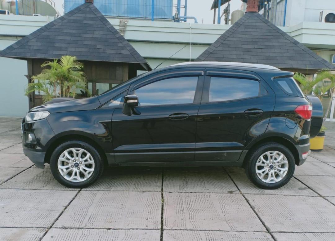 Ford ECOSPORT titanium 1.5 Cvt 2014 SUV Dp 15 jt