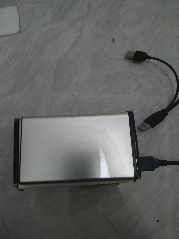 Hardisk hdd 2.5 Eksternal 640gb macbook