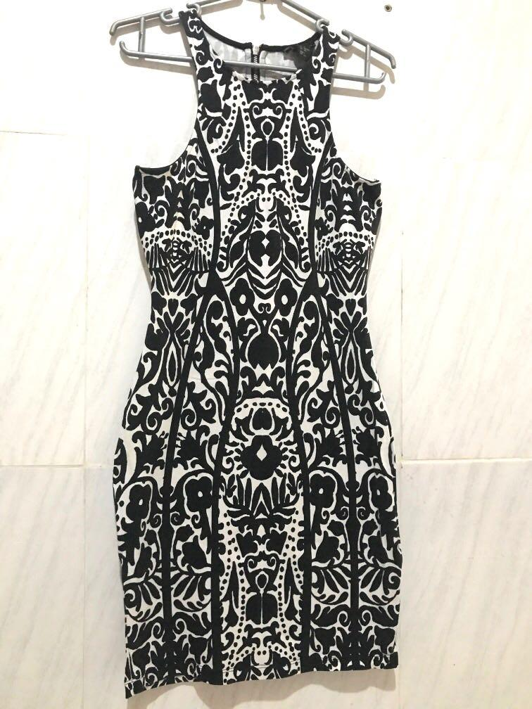 H&M Dress Bodicon