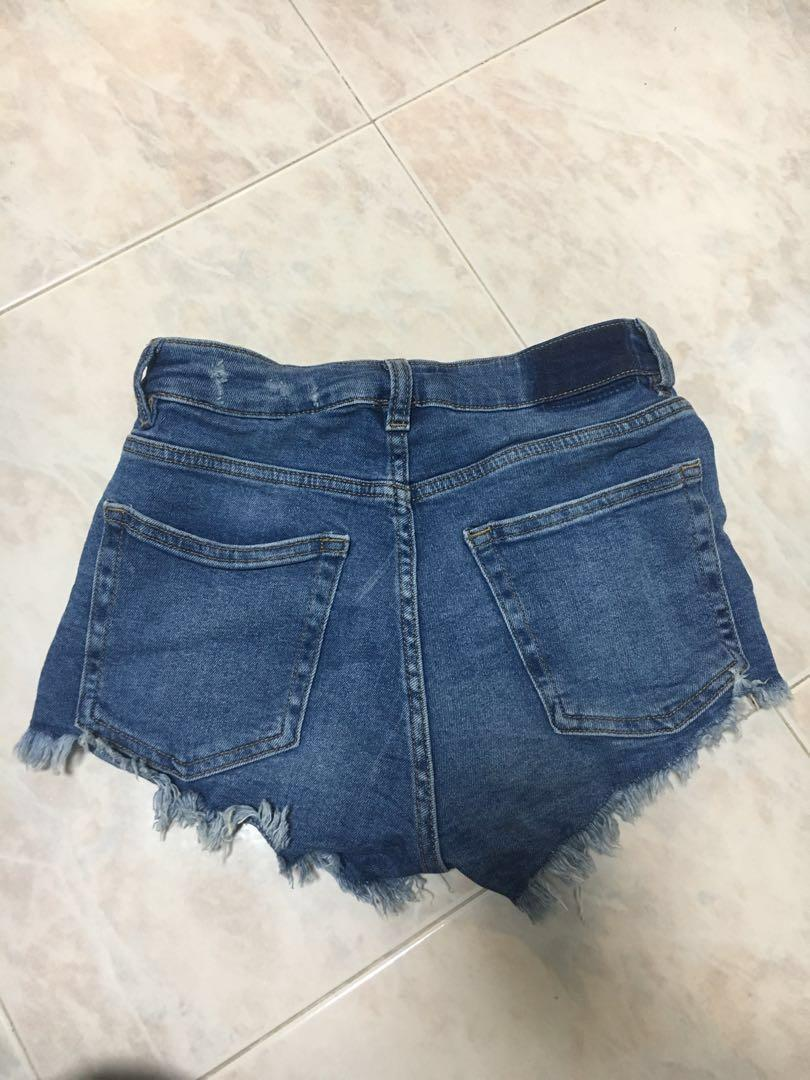 H&M Short denim shorts