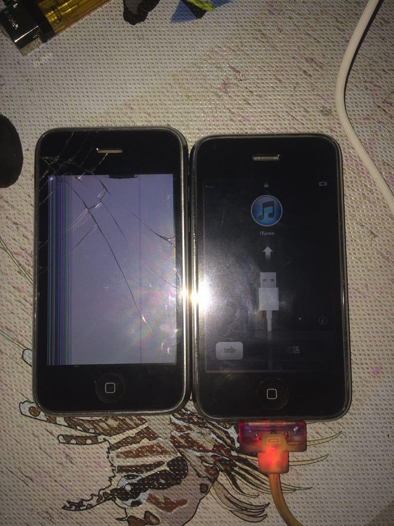 Iphone 3gs & iphone 3g