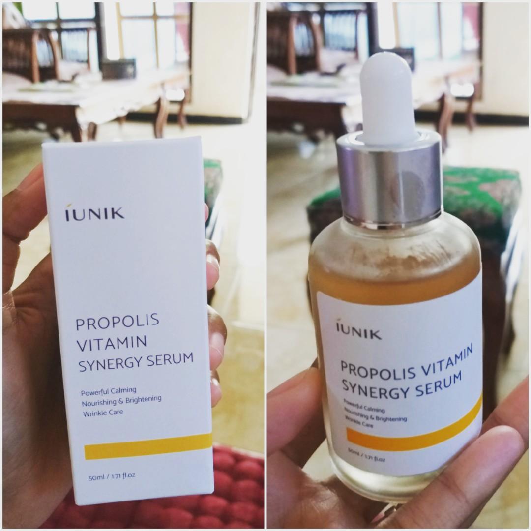 Iunik propolis synergy serum