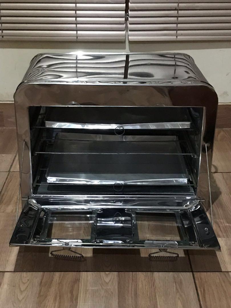 Jual Oven Stainless Steel Murah