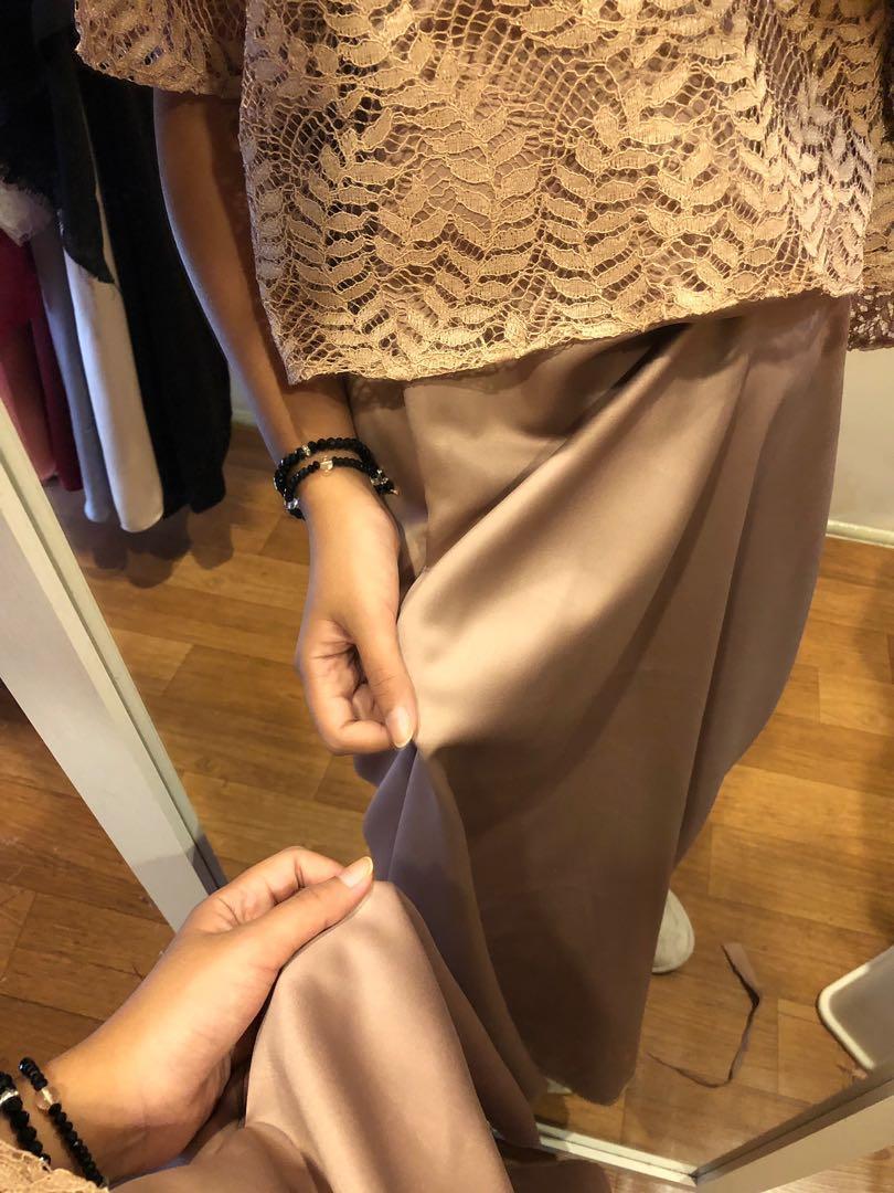 Kaftan lace
