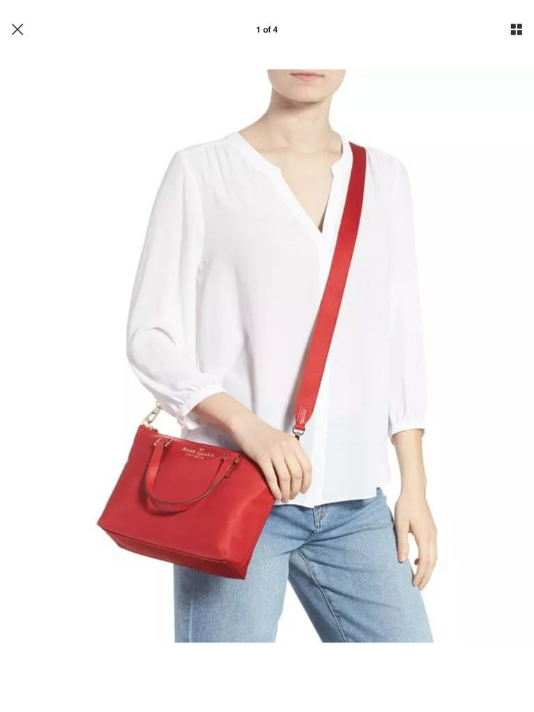c4fa70167 Kate spade Watson lane lucie crossbody sling bag brand new with tag ...