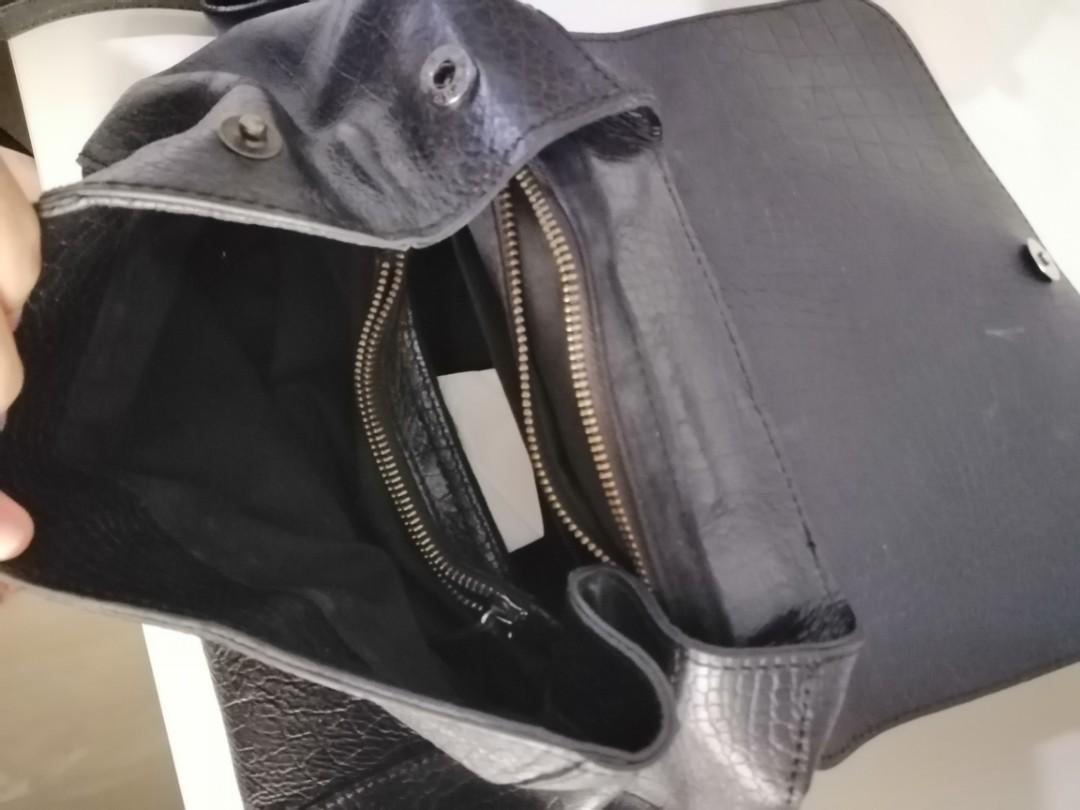 Kaynn leather bag