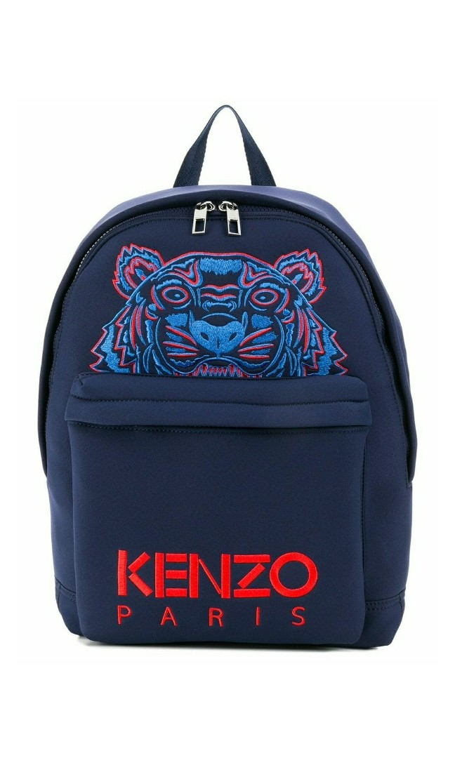c373fdfa Kenzo tiger backpack, Luxury, Bags & Wallets, Backpacks on Carousell